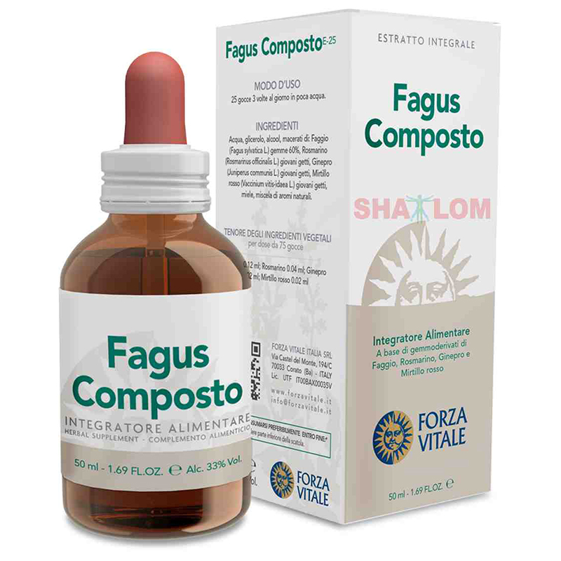 ESPAGIRIA FAGUS COMPOSTO