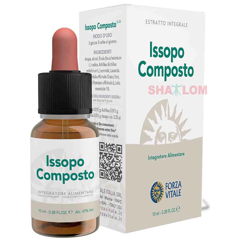 ESPAGIRIA ISSOPO COMPOSTO
