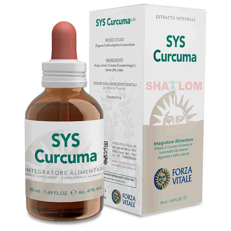 ESPAGIRIA CURCUMA 50 ML