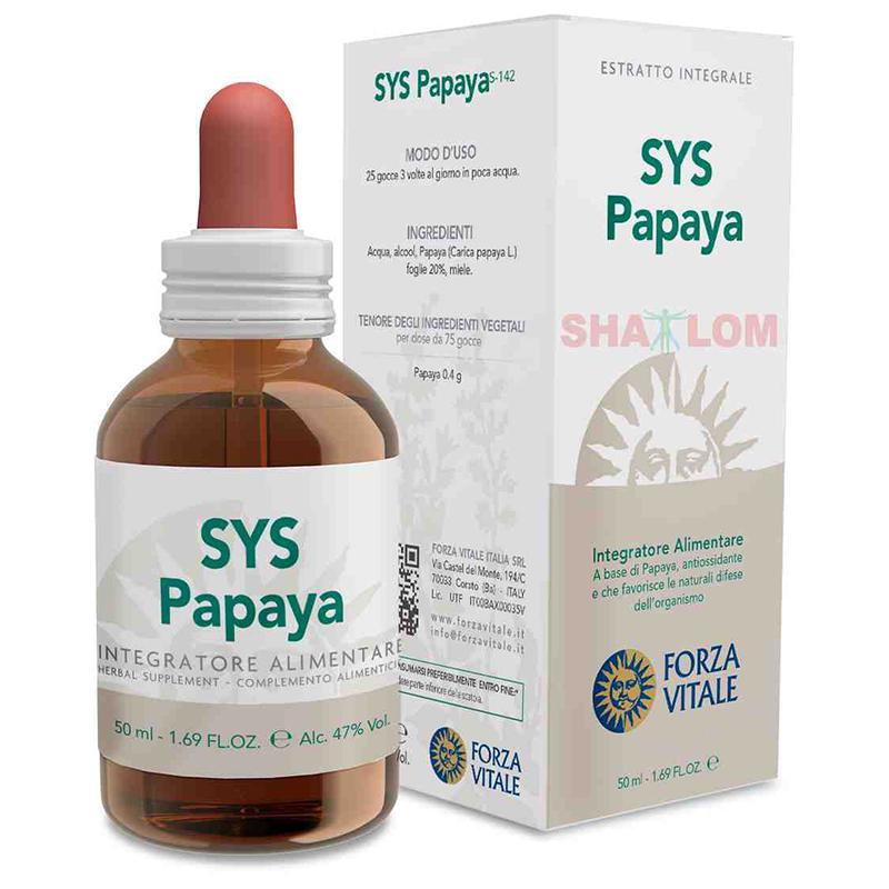 ESPAGIRIA SYS PAPAYA