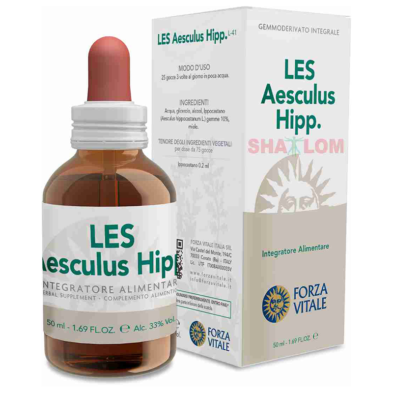 ESPAGIRIA AESCULUS HIPPOCASTANUM 15 ML