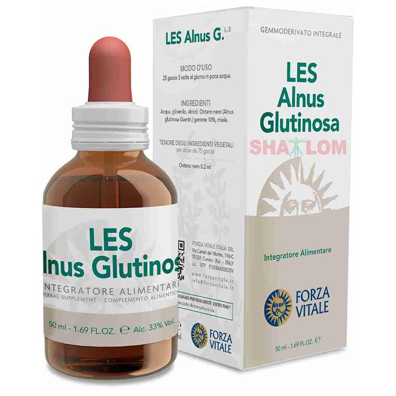 ESPAGIRIA ALNUS GLUTINOSA