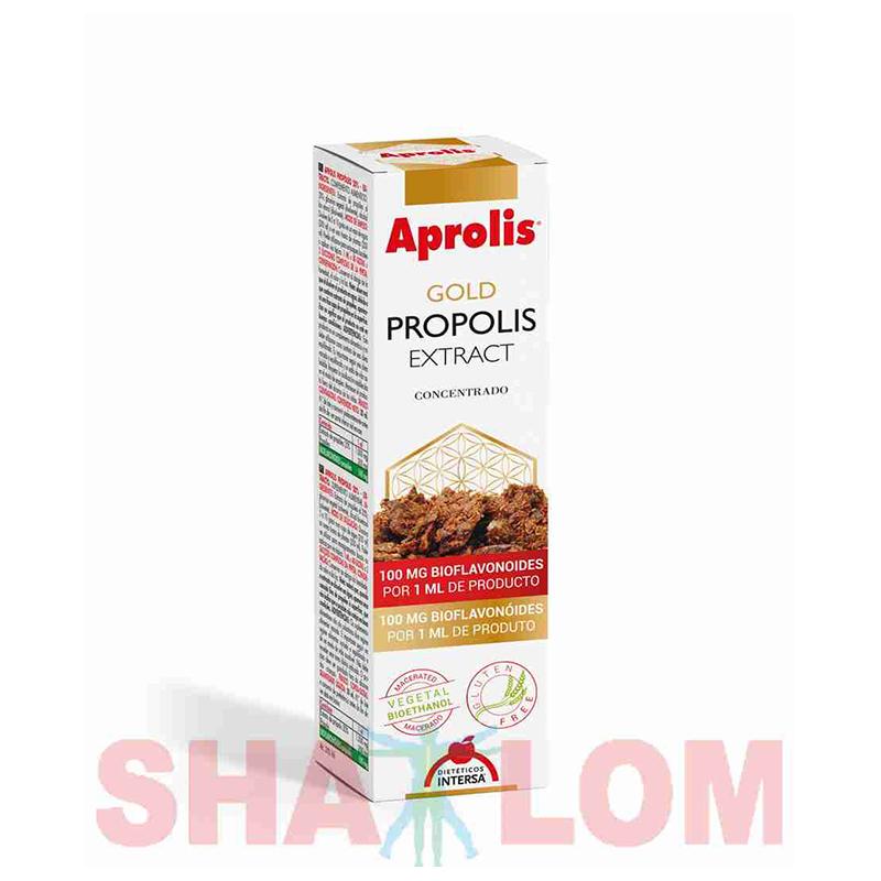 APROLIS GOLD PROPOLIS EXTRAC GOTAS 30 MLL