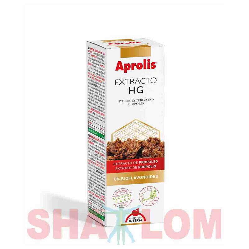 APROLIS EXTRACTO PROPOLEO HG