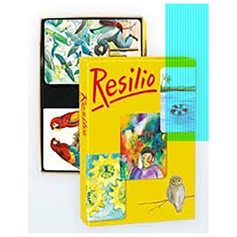 LIBRERIA RESILIO CARDS
