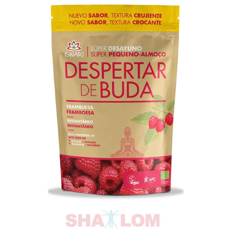 ISWARI DESAYUNO DESPERTAR DE BUDA FRAMBUESA