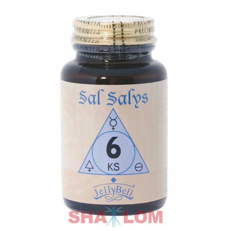 ESPAGIRIA 6 SAL SALIX KS