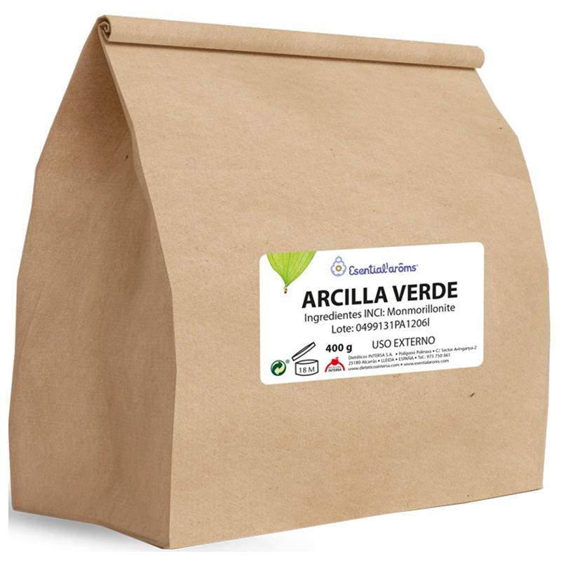 ARCILLA VERDE 400 GR