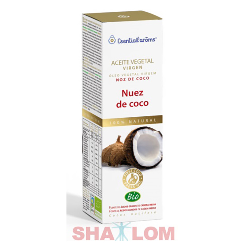 AROMS ACEITE NUEZ DE COCO 500 ML