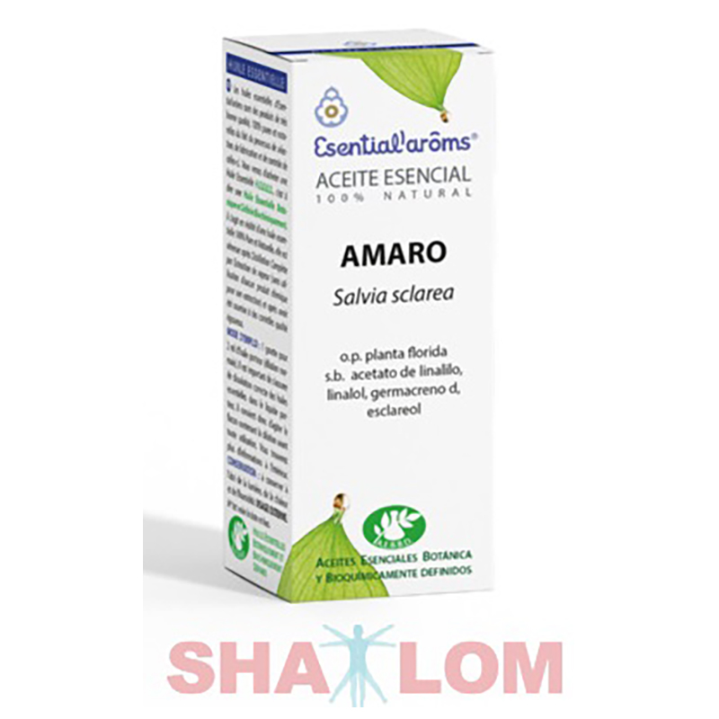 AROMS AMARO (SALVIA SCLAREA) 15 ML