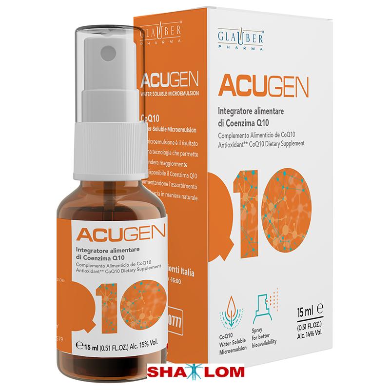 ESPAGIRIA ACUGEN C Q10