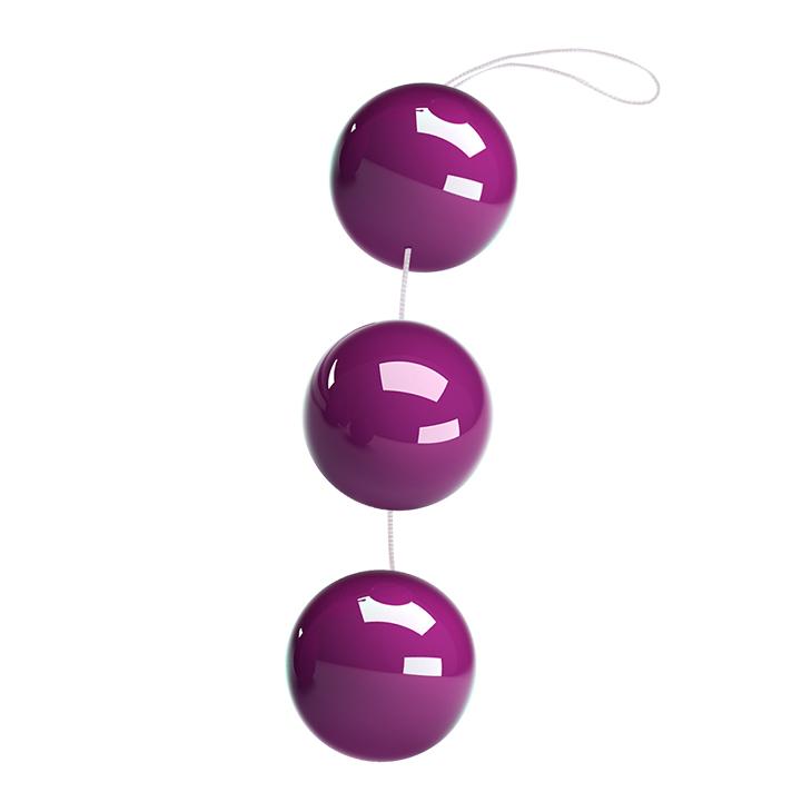 Bolas Triple Sexual Balls Lilas