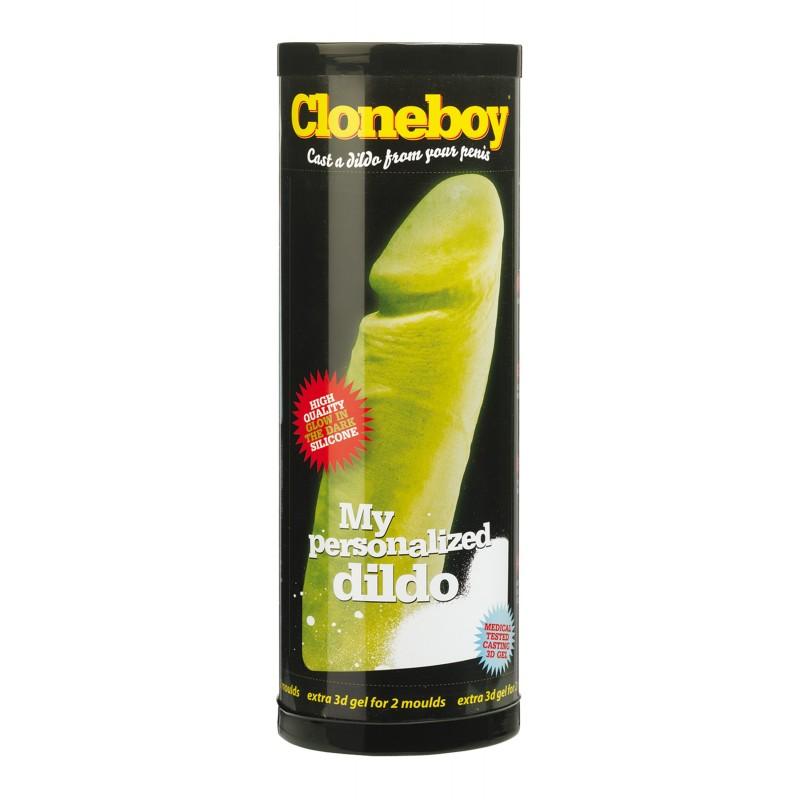Cloneboy Molde Pene Fluorescente