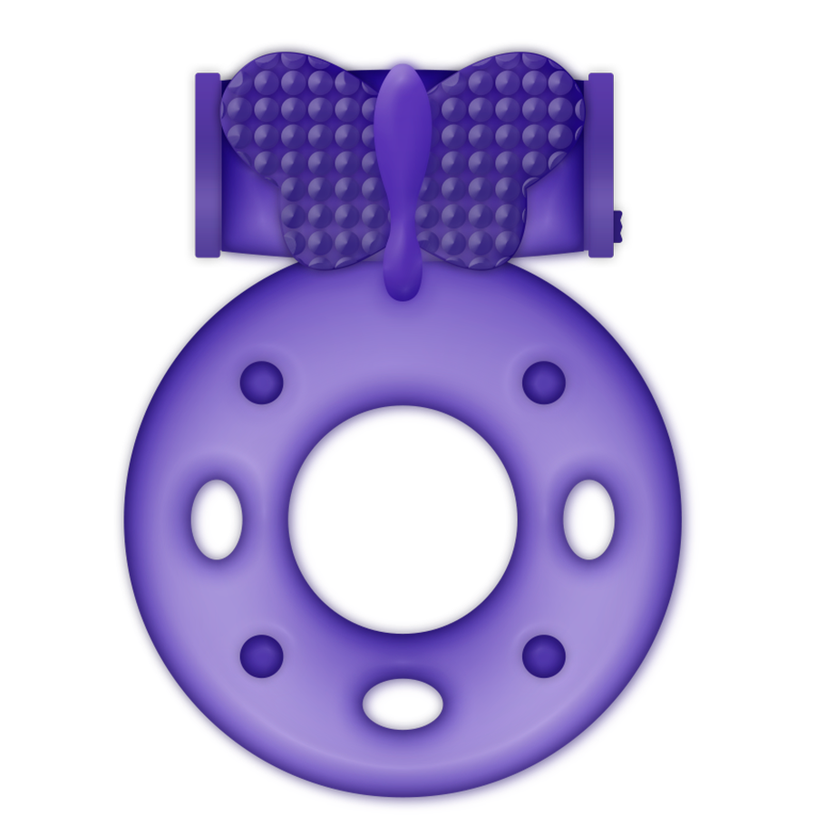 Anillo Vibrador Desechable Casual Love 9794