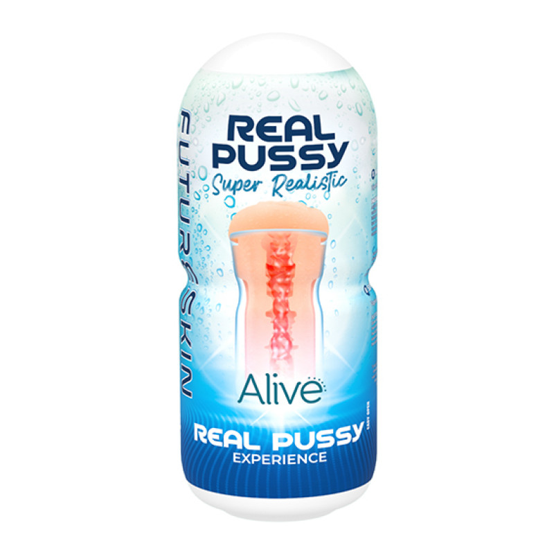 Alive Real Pussy Experience