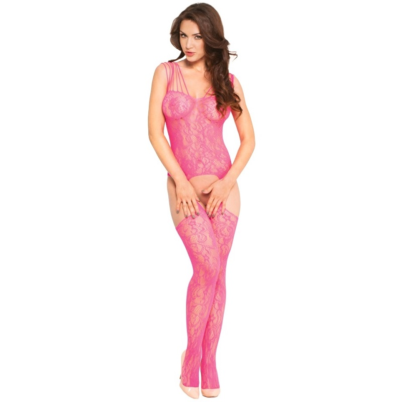 Bodystocking Abierto Appia De Softline