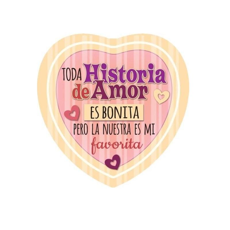 Imán Toda Historia De Amor...