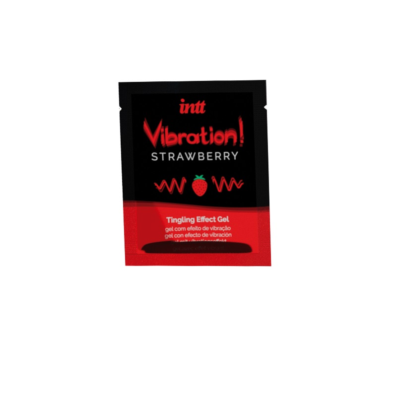 GEL EFECTO VIBRATION FRESA INTT 5 ML