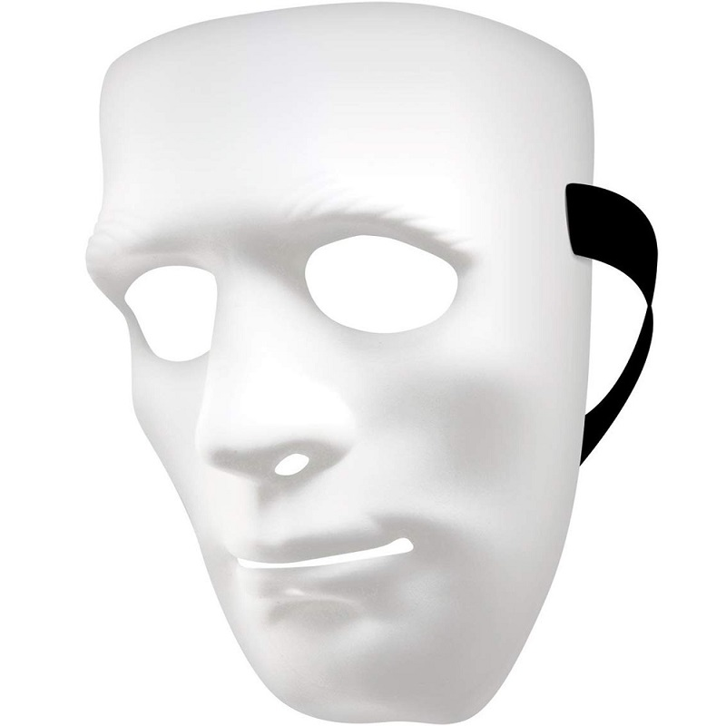 Máscara BDSM Don Juan