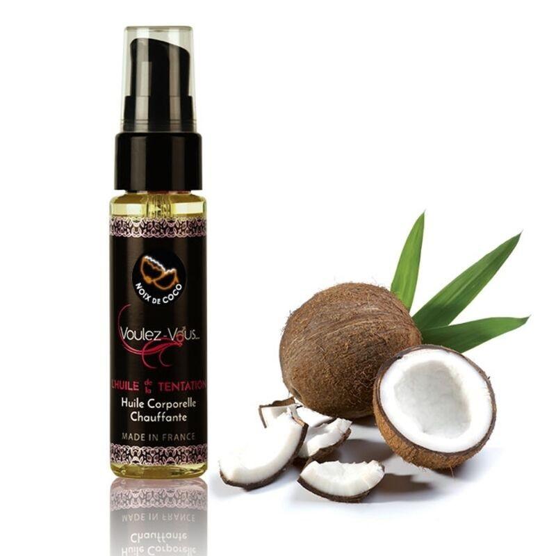 Aceite Efecto Calor Coco Voulez-Vous 35 ml