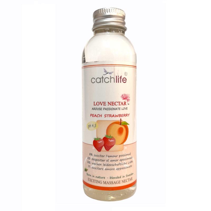 Catch Life Love Nectar Fresa Melocotón 75 ml