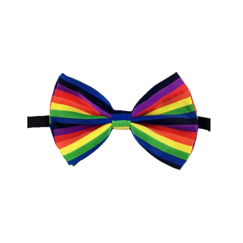 Pajarita Bandera Orgullo LGBTI