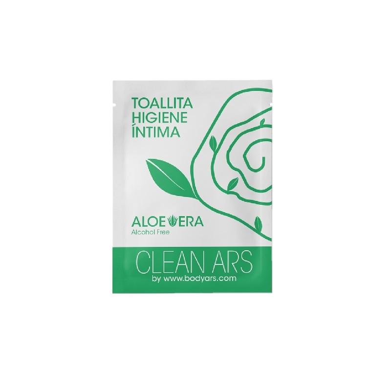 Toallita Higiénica Íntima Clean Ars