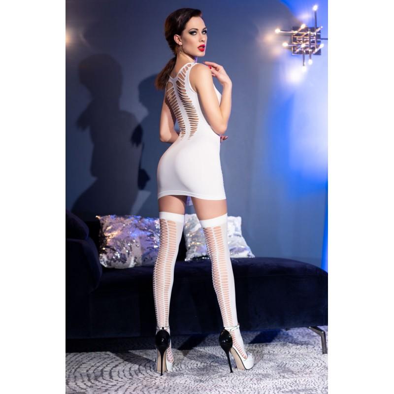 Vestido Y Medias Chilirose Cr-4305