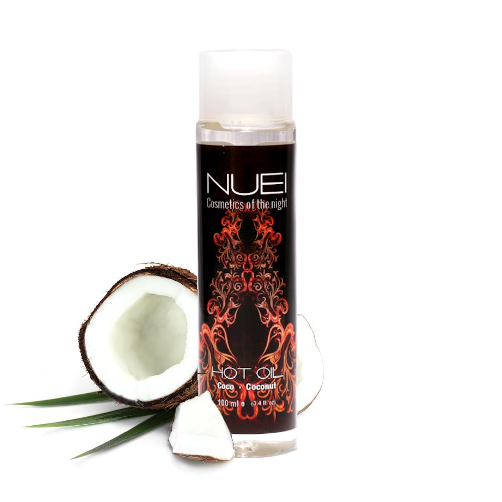 Aceite Masaje Hot Oil Nuei Coco100 ml