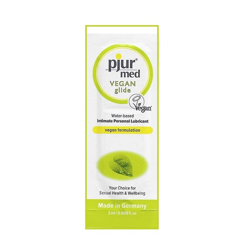 Pjur Med Vegan Glide Water 2 ml