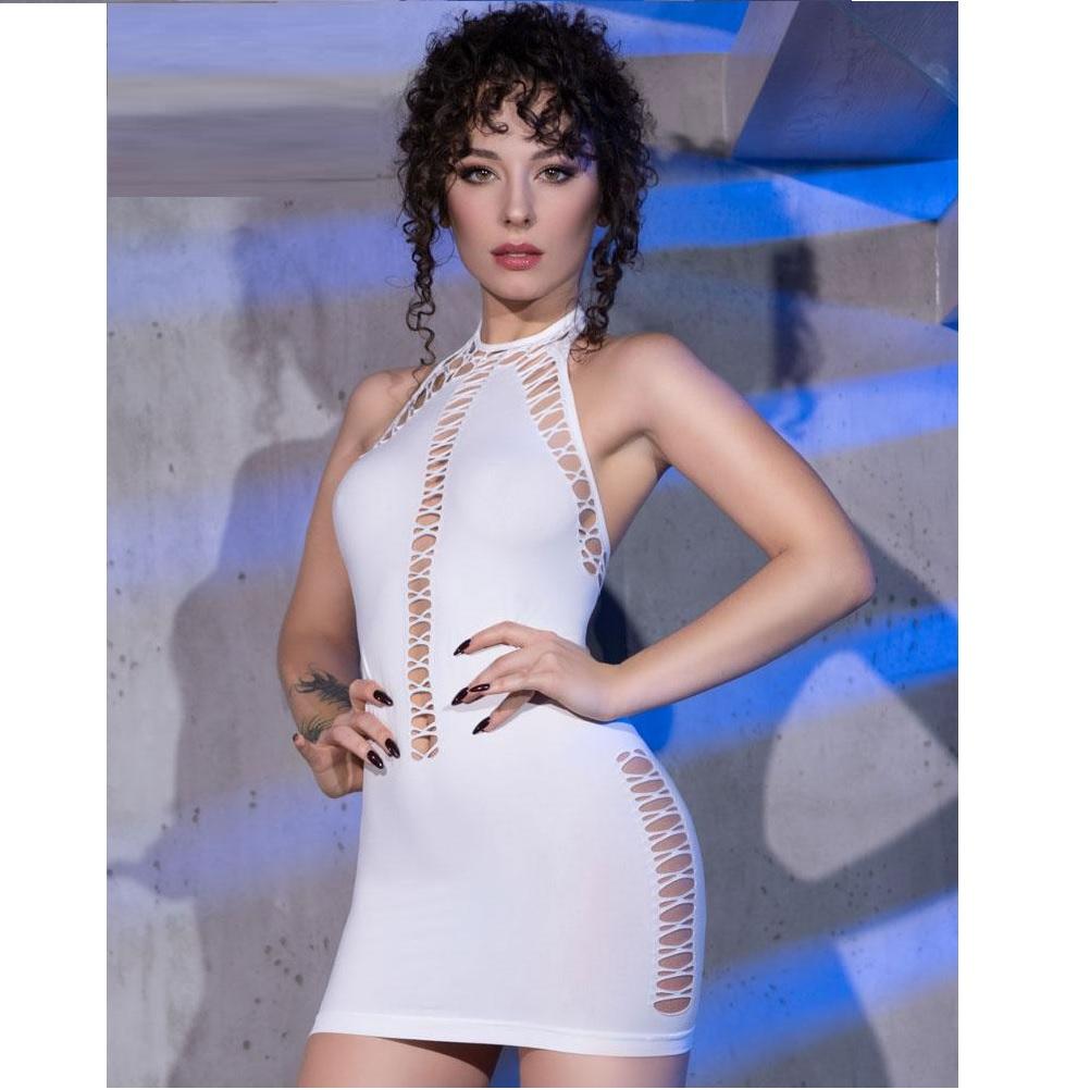 Mini Vestido Chilirose CR- 4397