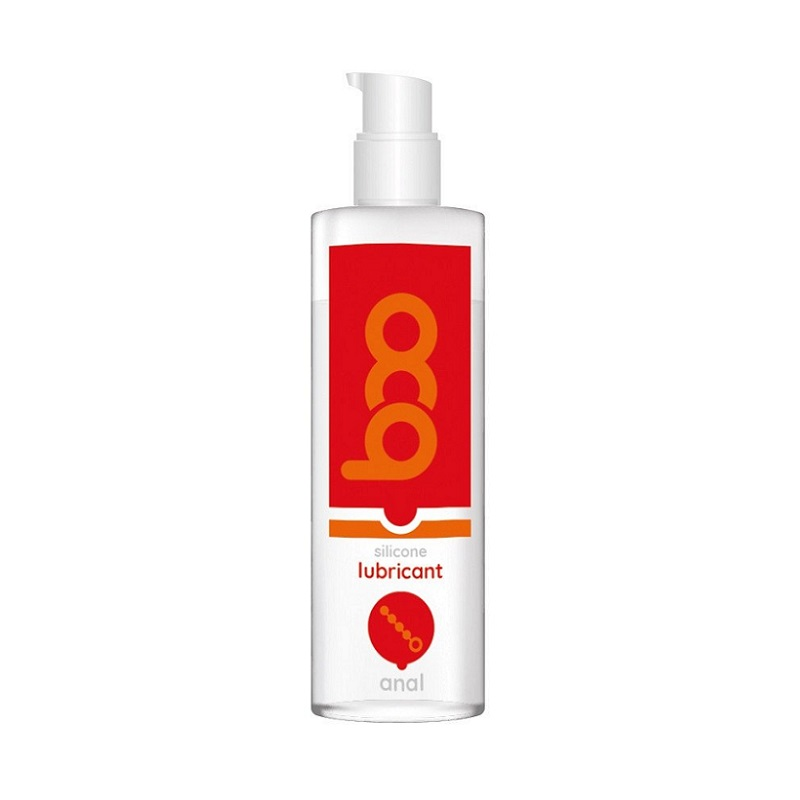 Lubricante Boo Silicona Anal 50 ml