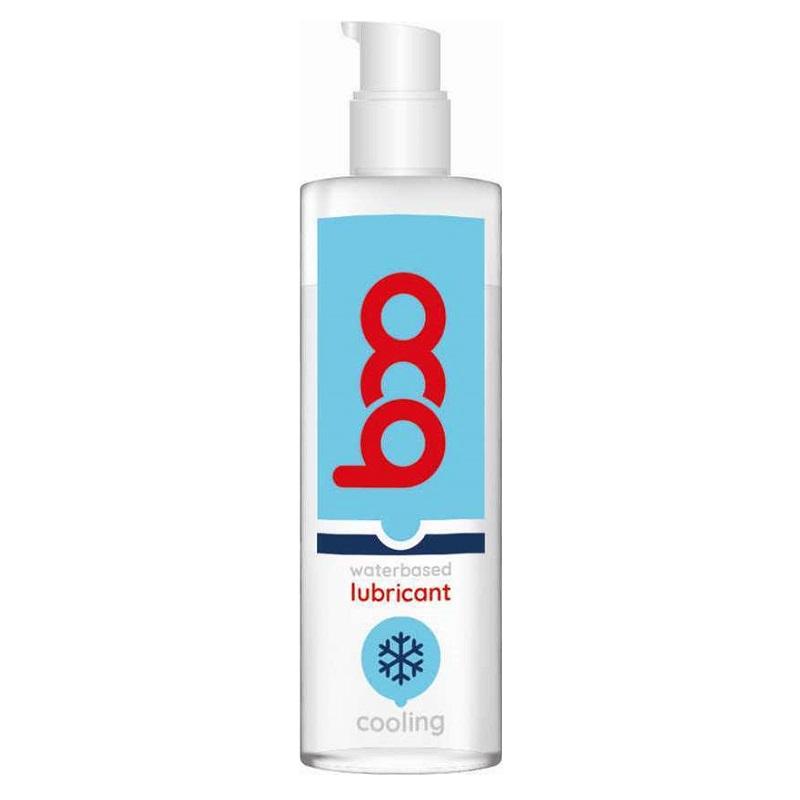 Lubricante a Base de Agua Boo Efecto Frio 150 ml