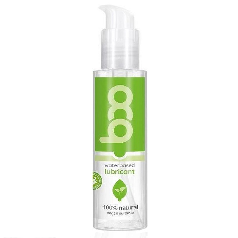 Lubricante a Base de Agua Boo Vegan 150 ml