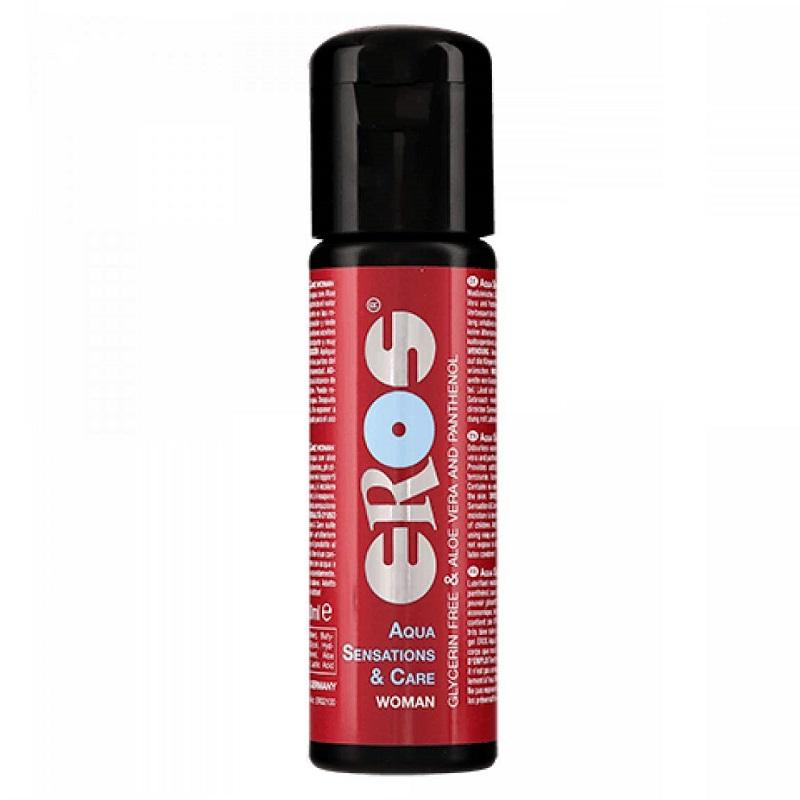 Lubricante a Base de Agua Eros Medicinal 100 ml