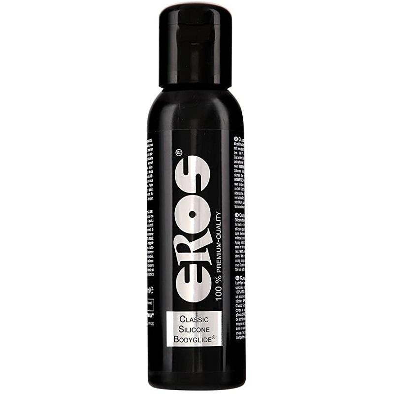 Lubricante Silicona Eros 250 ml