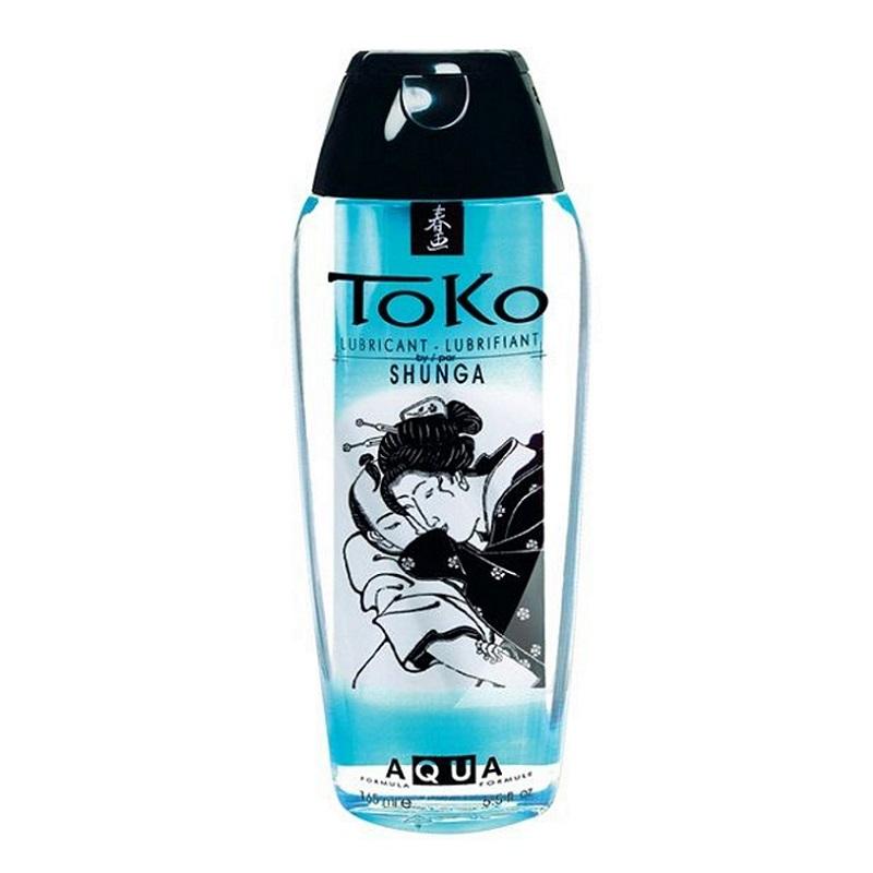 Lubricante a Base de Agua Toko 165 ml