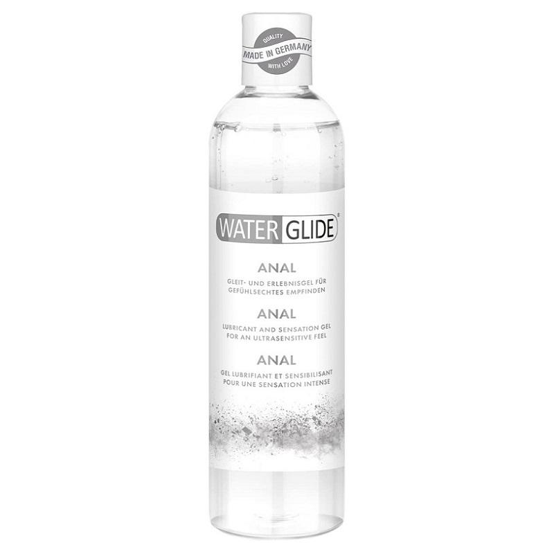 Lubricante a Base de Agua Waterglide Anal 300 ml