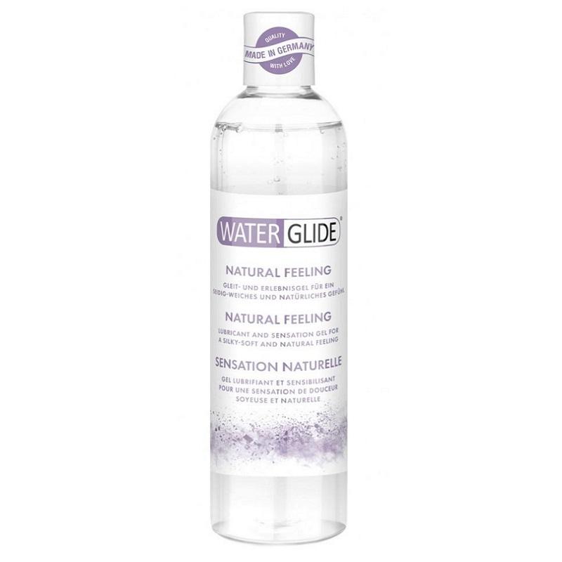 Lubricante a Base de Agua WaterGlide Natural Feeling 300 ml