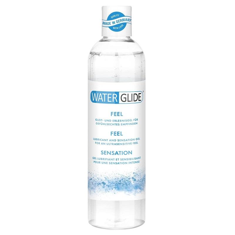 Lubricante A Base De Agua Waterglide Natural Feel 300 ml
