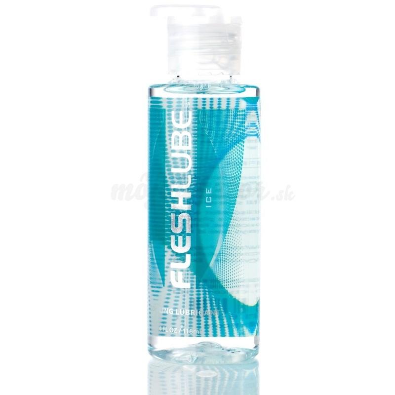 Lubricante a Base de Agua Fleshlube Frío 100 ml