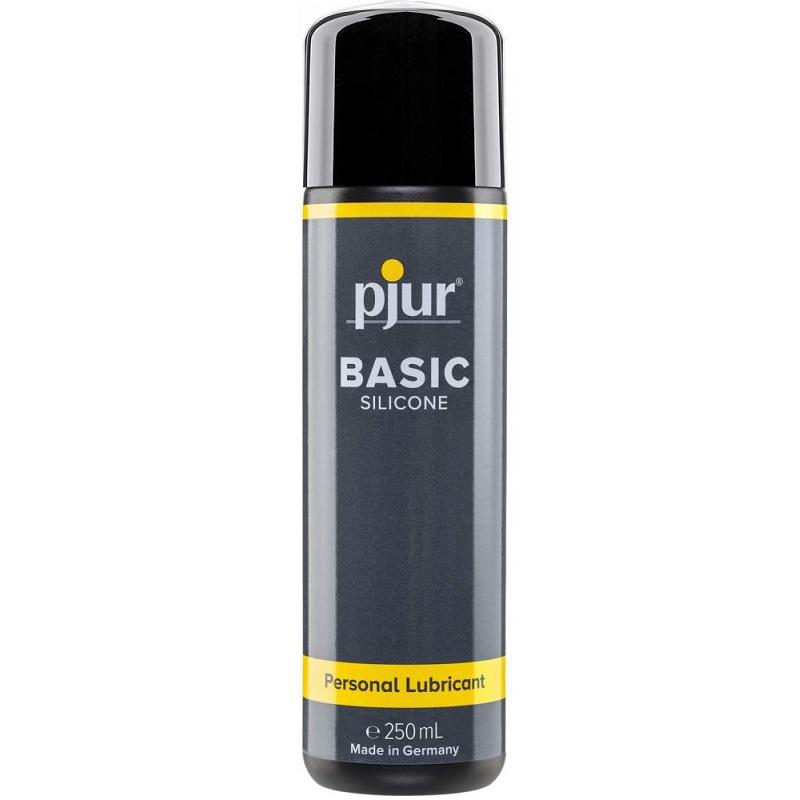 Lubricante Silicona Pjur Basic 250 ml