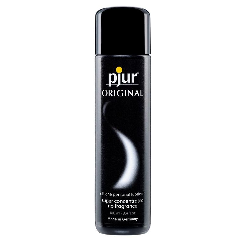 Lubricante Silicona Pjur Original 100 ml