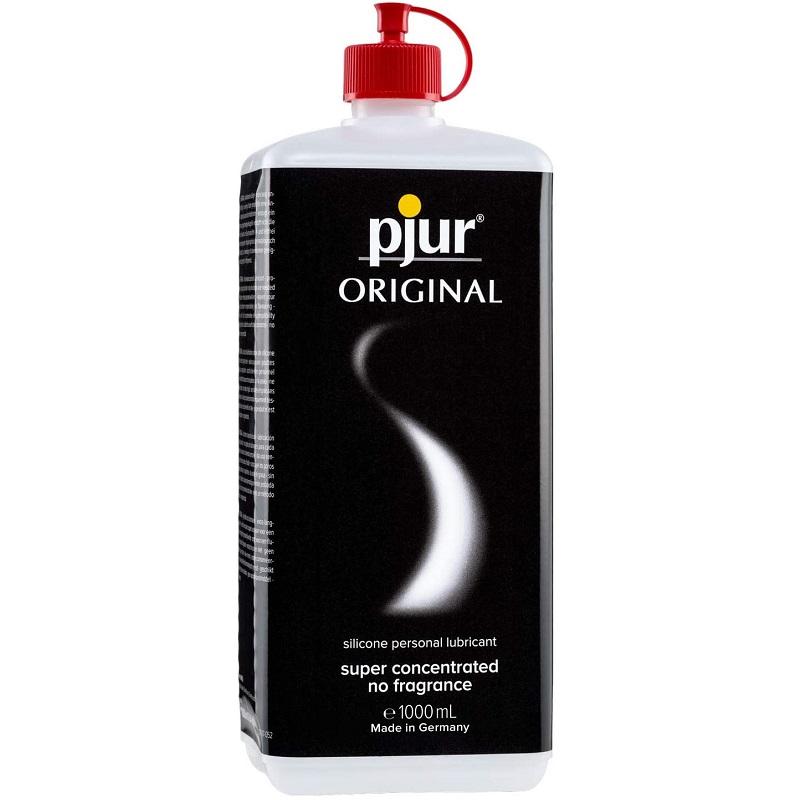 Lubricante Silicona Pjur Original 1000 ml