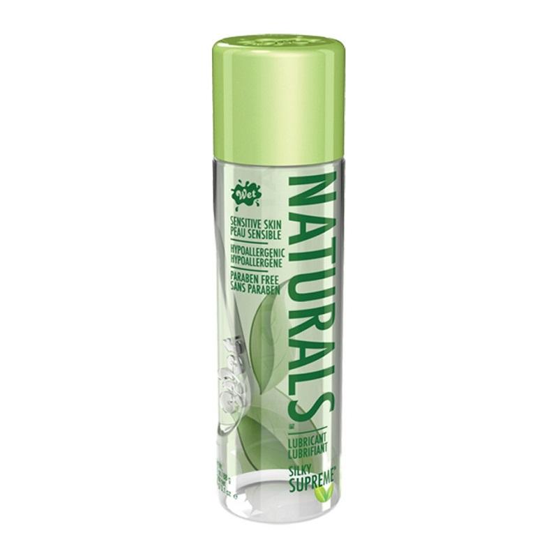 Lubricante Wet Naturals Silicona 88 gr