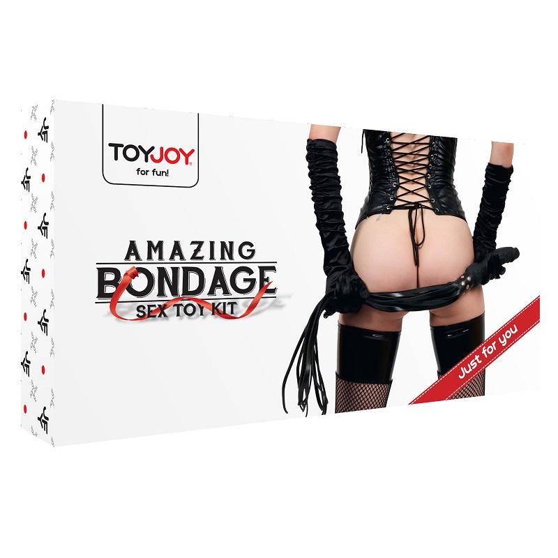 Kit BDSM Amazing Bondage