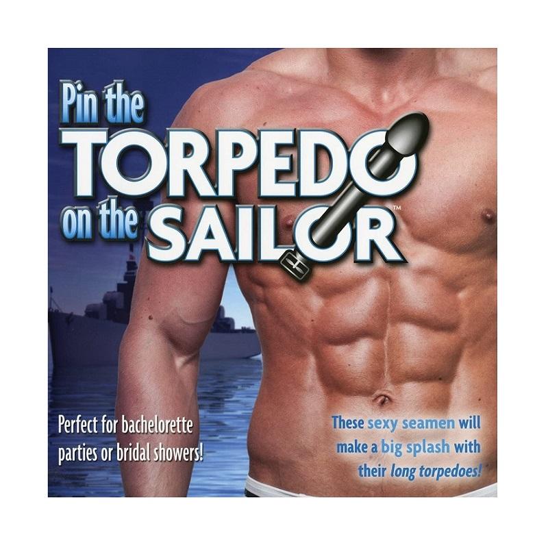 Divertido juego Pin The Torpedo On The Sailor