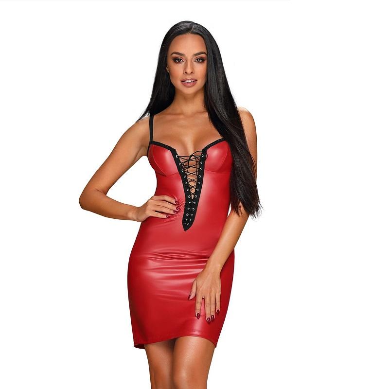 Mini Vestido De Obsessive Redella