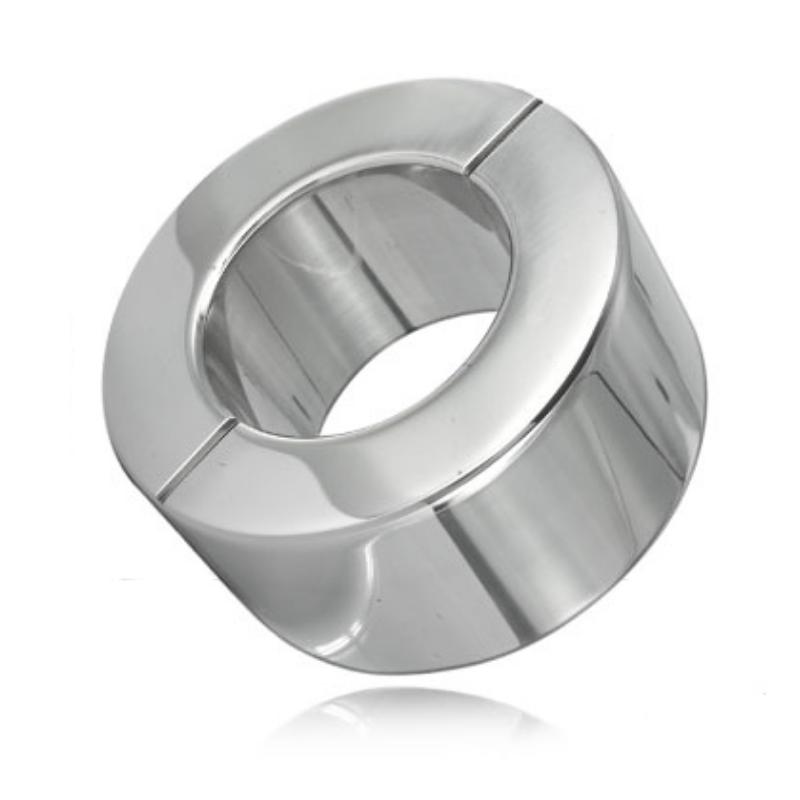 Anillo Testículos Metal Hard Acero 30 mm