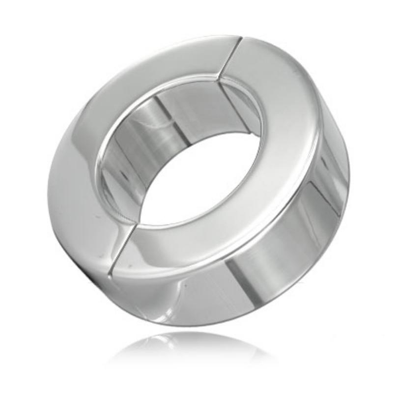 Anillo Testículos Metal Hard Acero 20 mm